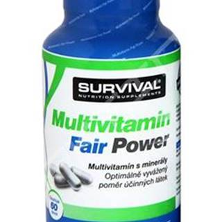 Survival Multivitamin Fair Power 60 kapsúl 60kps.