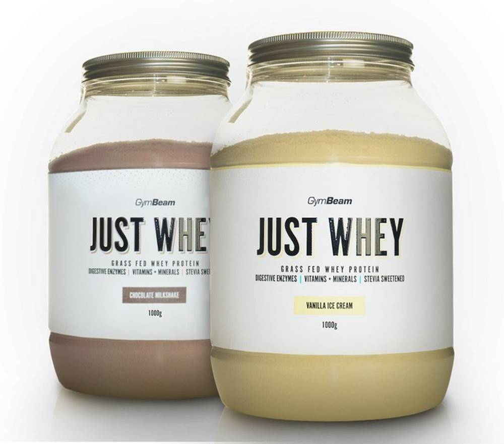 Just Whey - GymBeam 1000 g ...