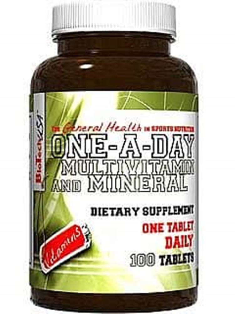 Biotech USA One A Day 100tbl